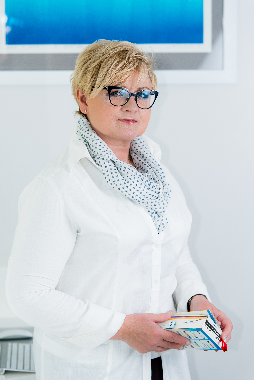 Lek. dent. Hanna Trzaska